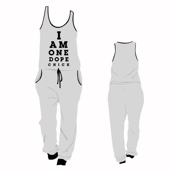 Image of I Am One Dope Chick: The Athleisure Edition
