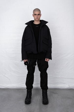 Image of DOWN CARGO JACKET
