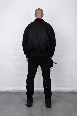 Image of MILITARY FLIGHT BOMBER JACKET