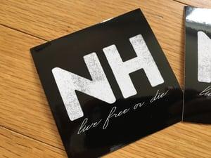 Image of Big NH sticker (2)