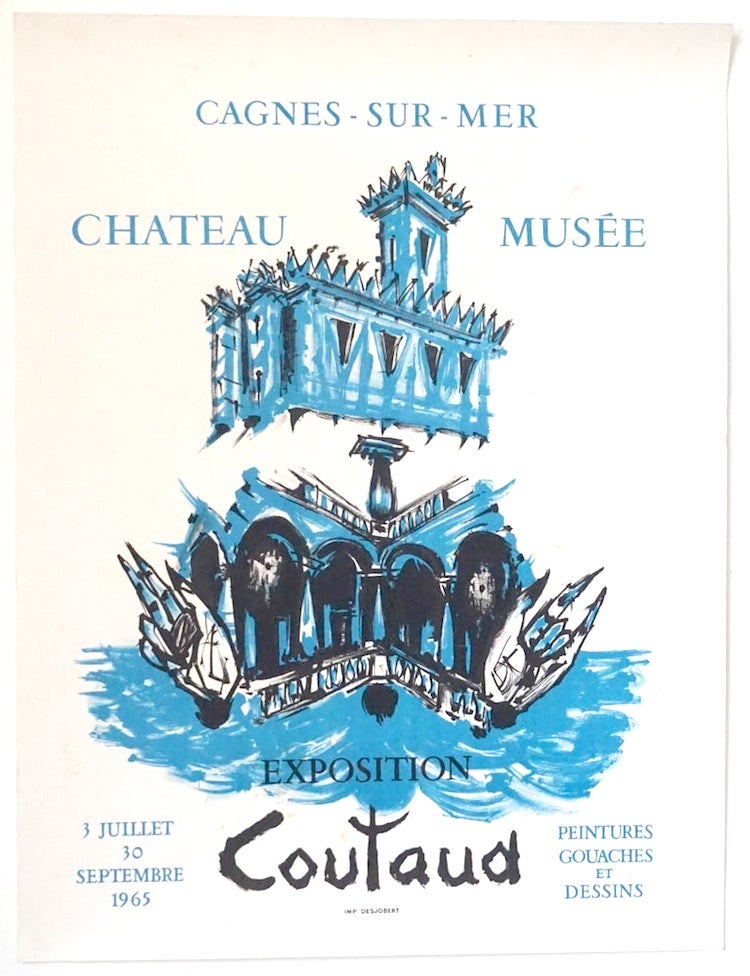Image of poster / coutaud
