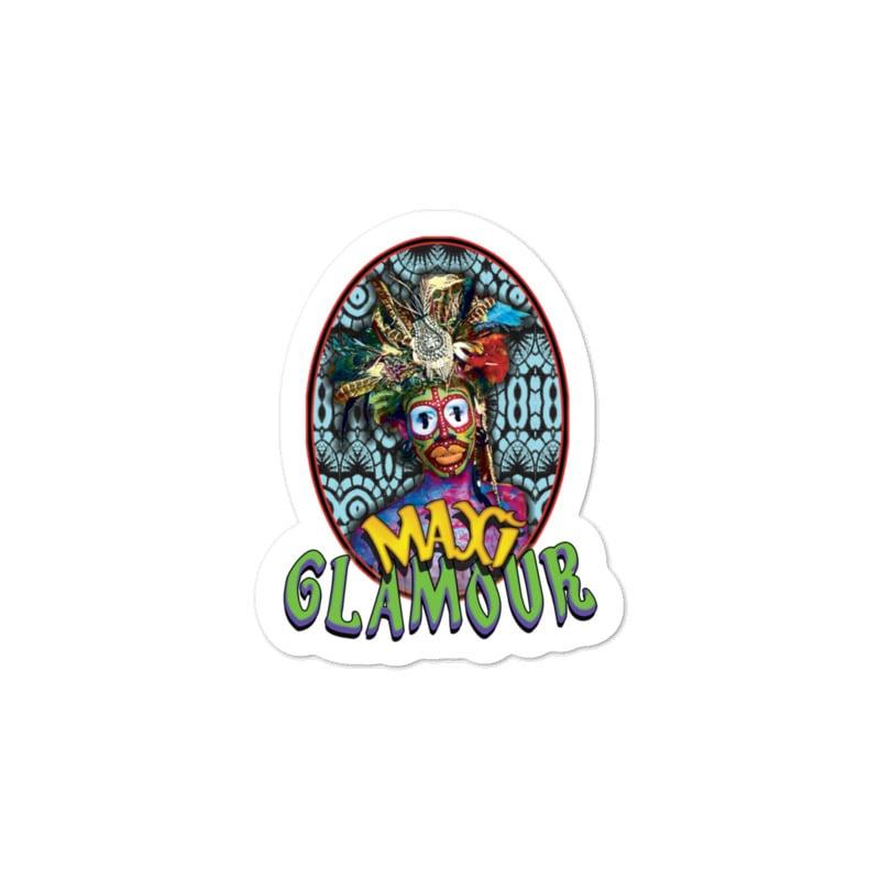 Image of Tribal Glam Sticker