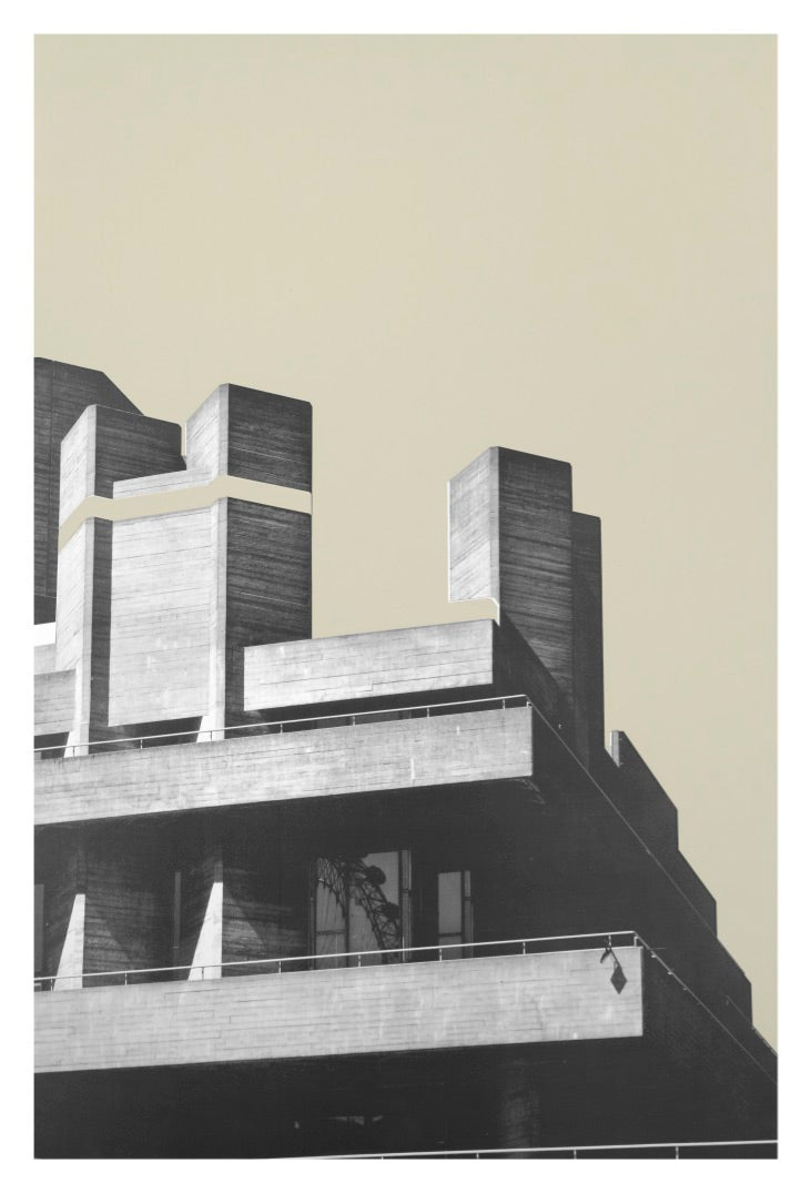 Image of Series One | Brutalist Illusions | L. Beige