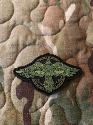 Image of Raven Actual Patch