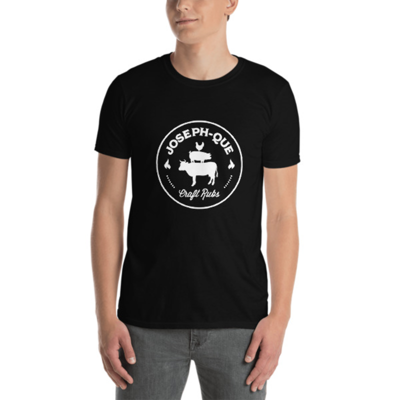 Image of Joseph-Que Craft Rubs Logo Unisex T-shirt