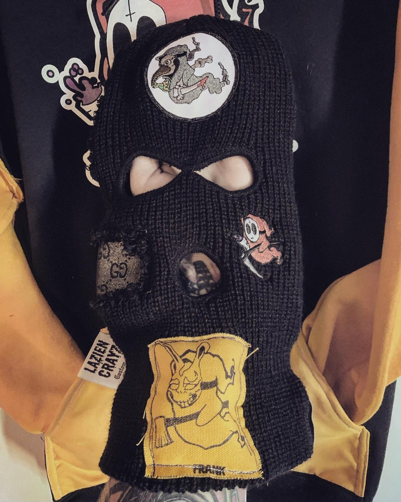 Image of Custom ski mask