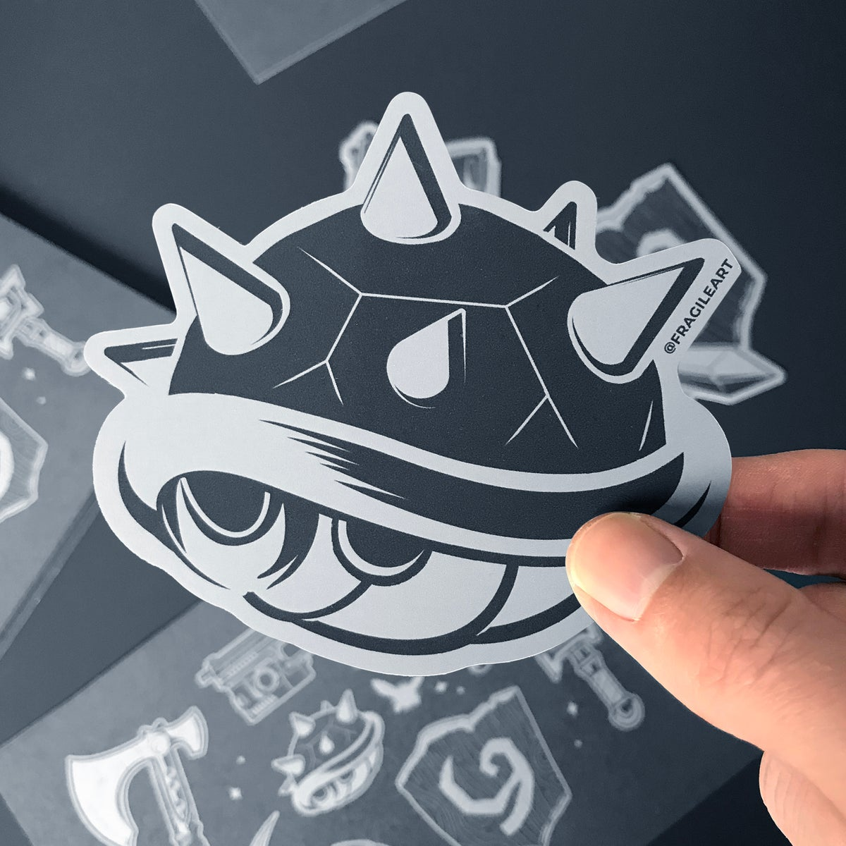 Image of Gaming Weaponry Stickers