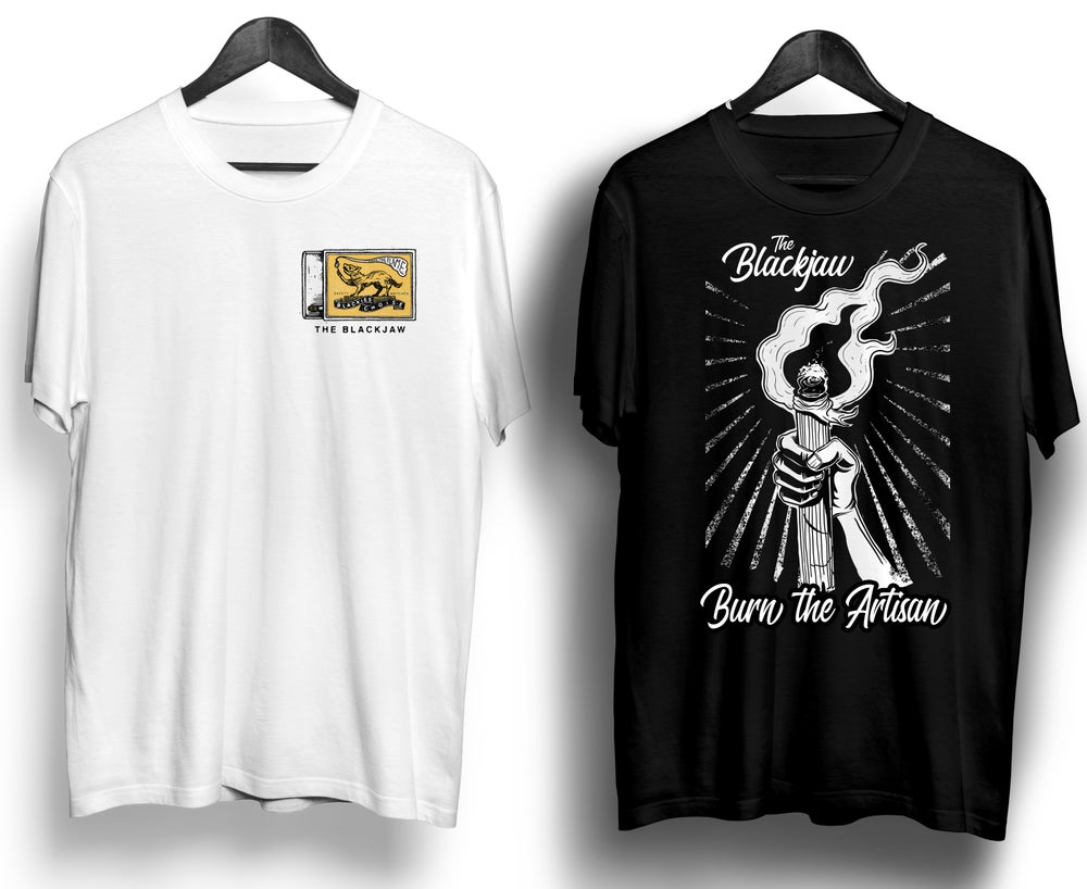 Image of T-Shirt + Digital download (Camiseta + Descarga anticipada digital)