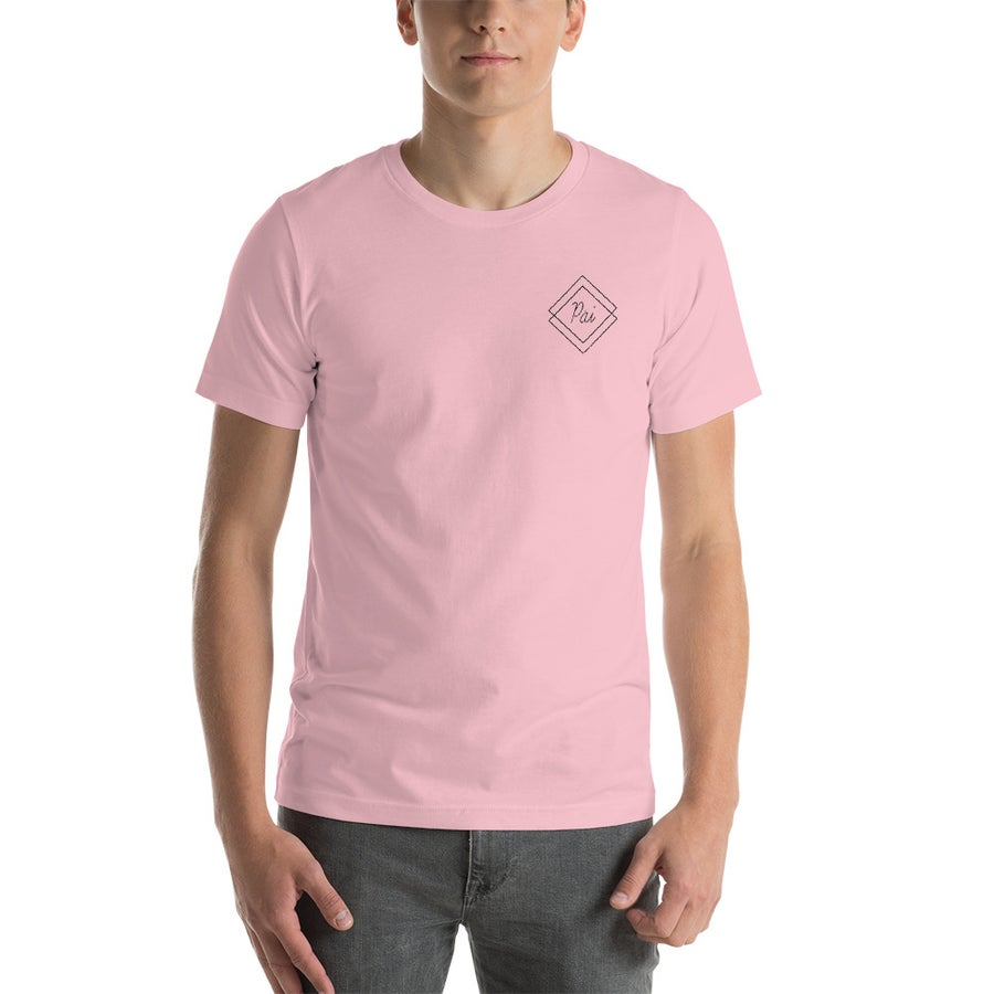 Image of Men's Soft-Pink Pái Shirt