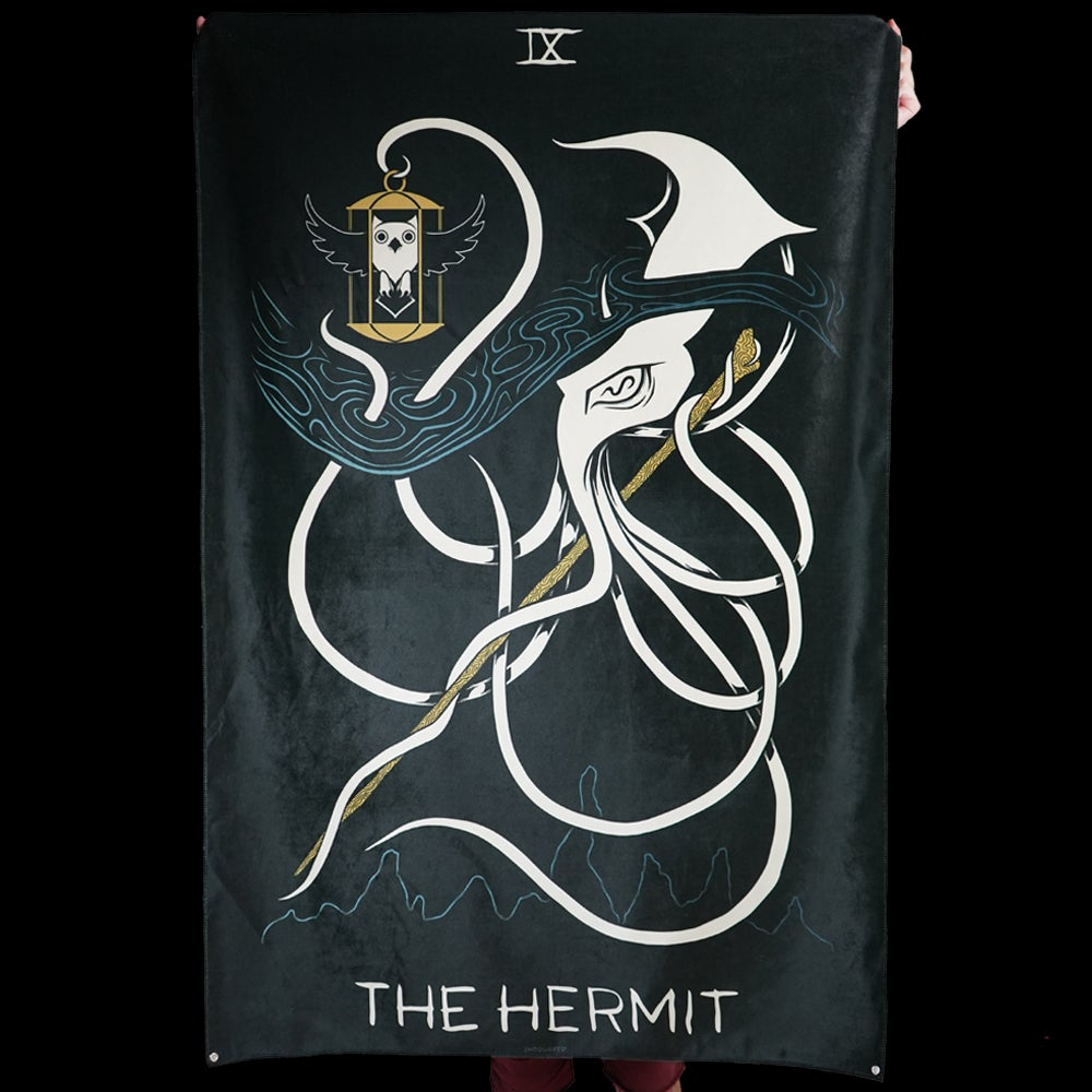 Image of THE HERMIT TAPESTRY