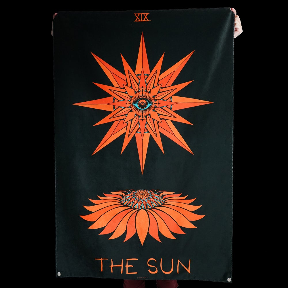 Image of THE SUN TAPESTRY