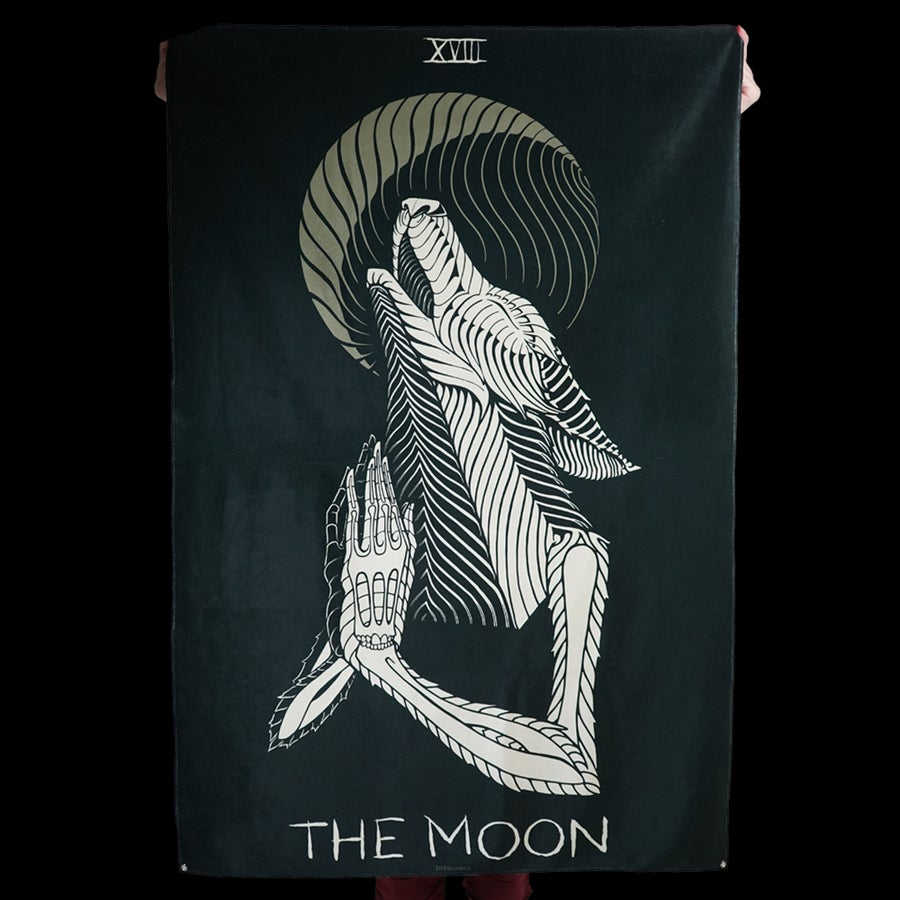 Image of THE MOON TAPESTRY