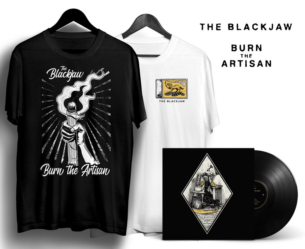 Image of Pack 1: Vinyl + T-Shirt + Digital download