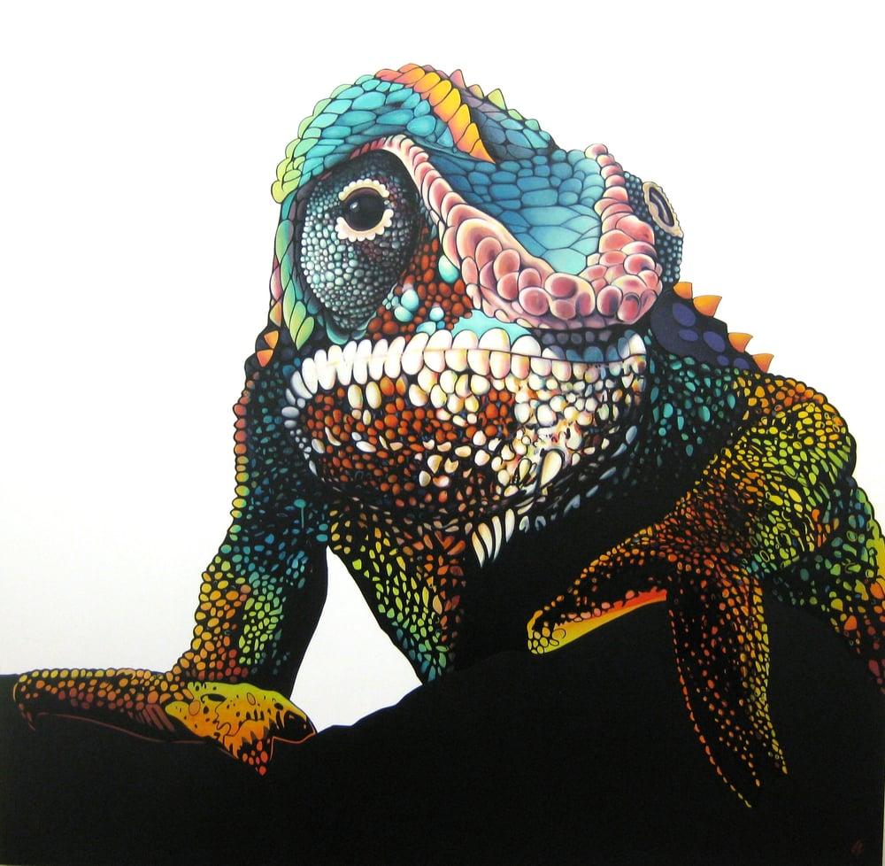 Image of Rufio (Chameleon)