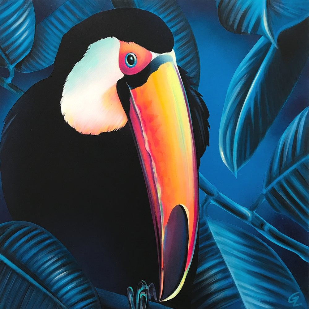 Image of Blue Moon (Toucan)