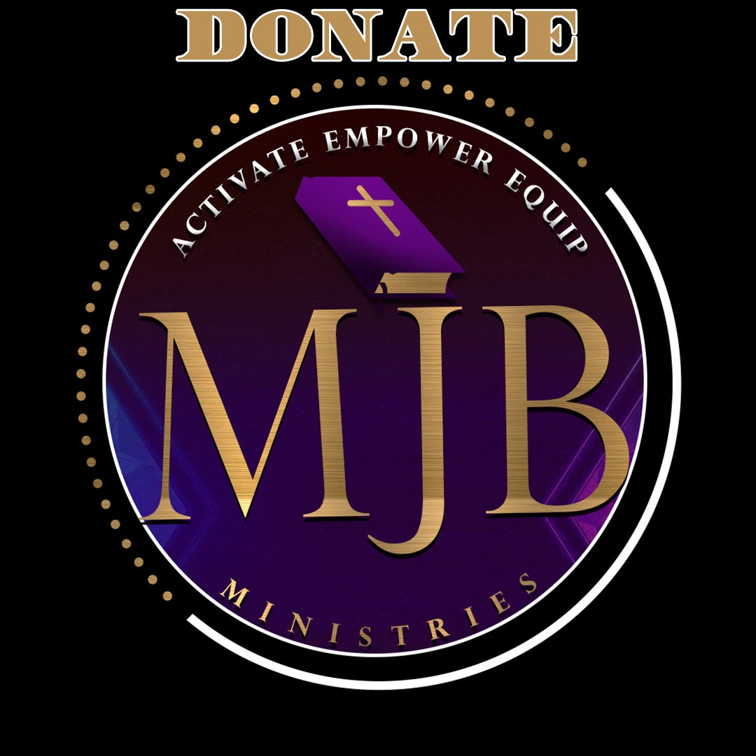 Image of DONATE TO MJB MINISTRIES