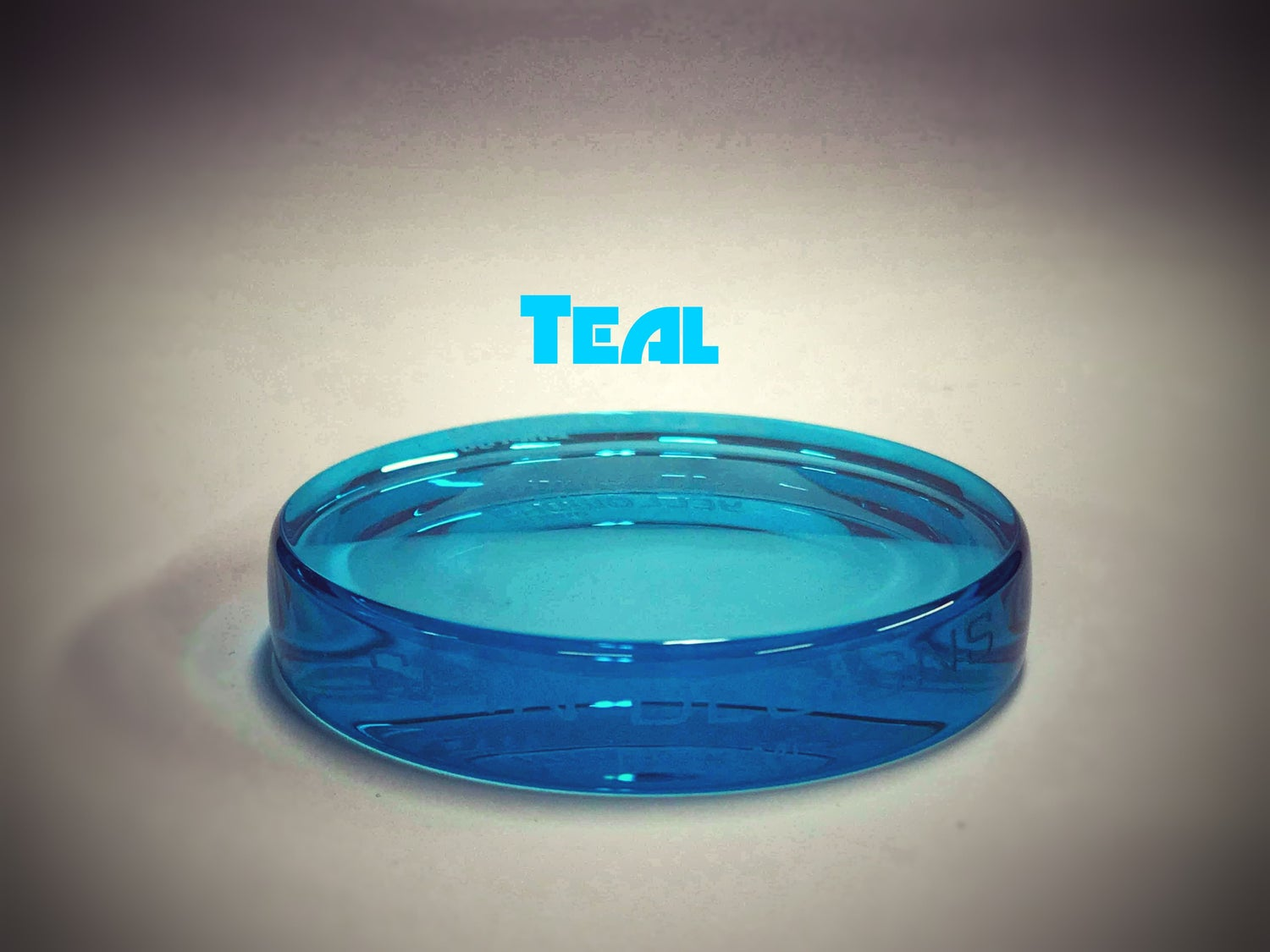 Image of LIGHT BLUE POCKET SIZED K9 LENSE
