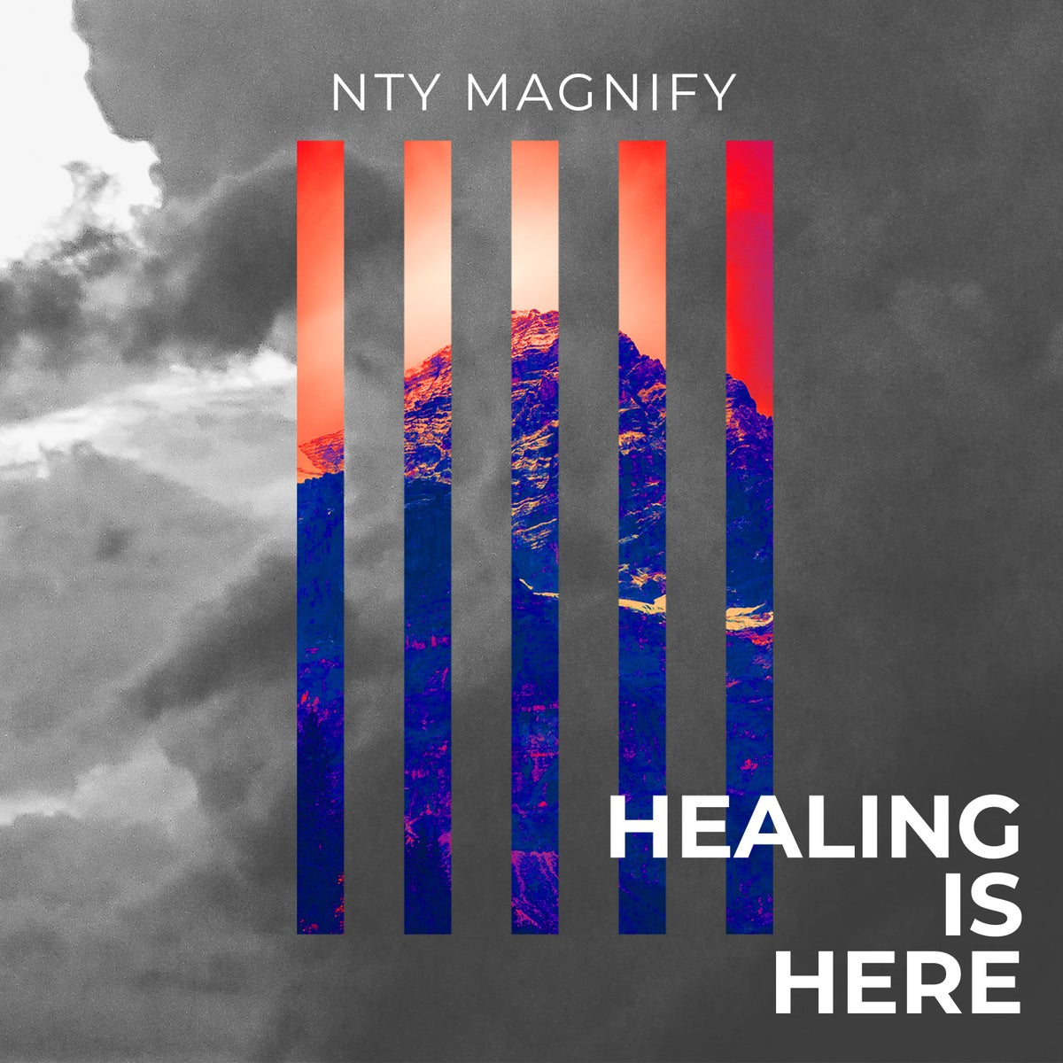 Image of Healing Is Here Album