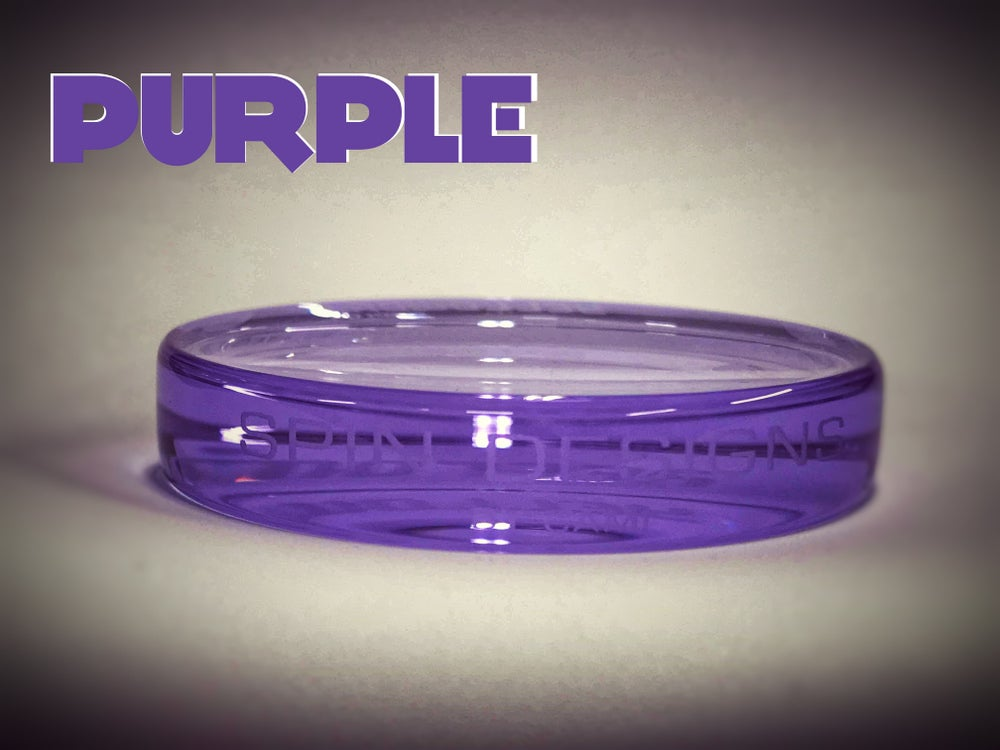 Image of PURPLE POCKET SIZED K9 LENSE