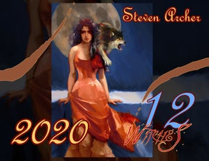 Image of Witches 2020 calendar pre-order