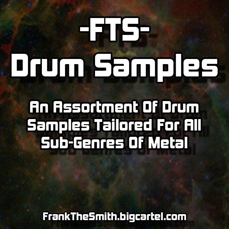 Image of FTS Drum Samples