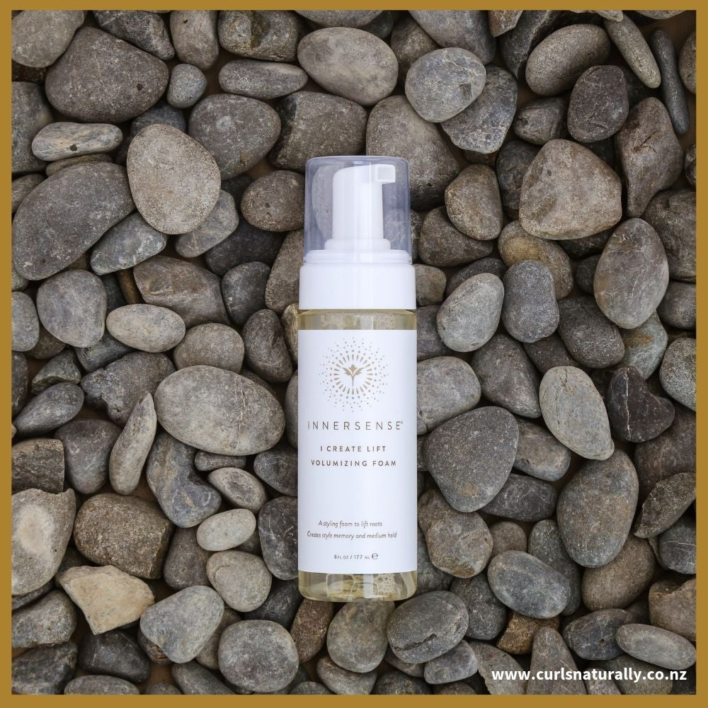 Image of Innersense 'I Create Lift' Volumizing Foam 177ml