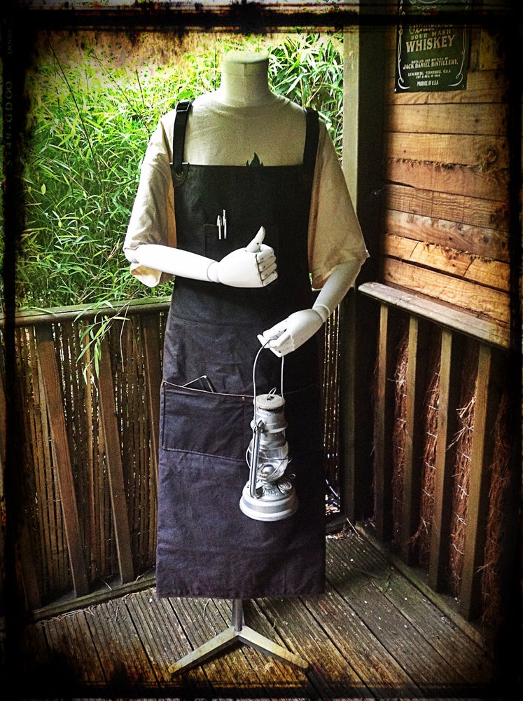 Image of Oilskin & Canvas Bushcraft Apron
