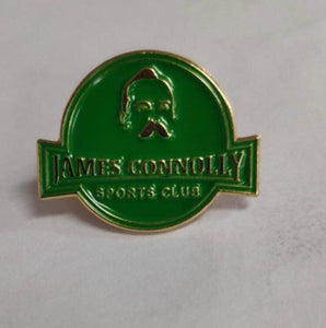 Image of Connolly Sports Club Metal Badge