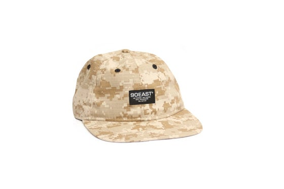 Image of 90East BDU Unstructured Hat Digital Desert Camo