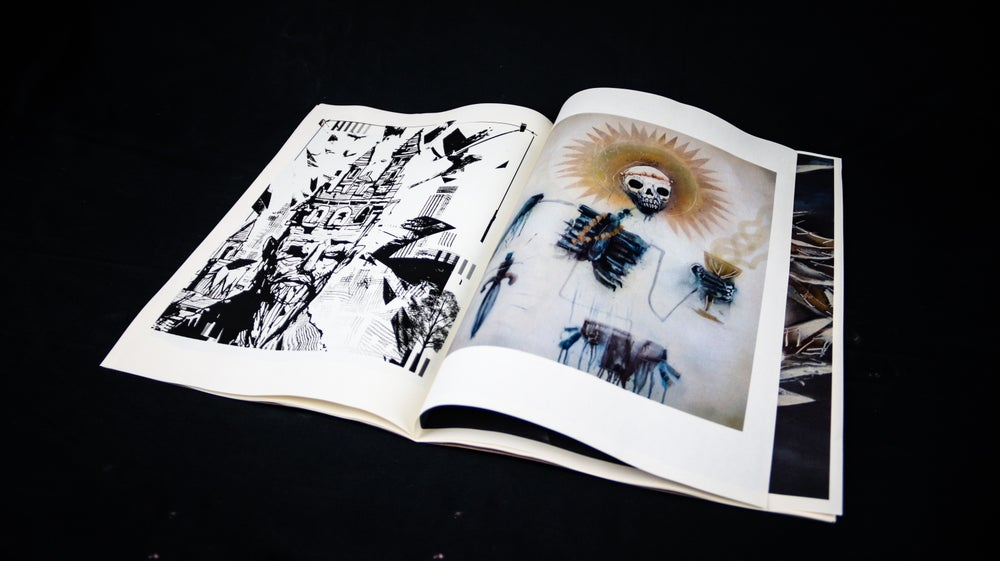 Image of Saint Skin - Zine by Ed Hicks.
