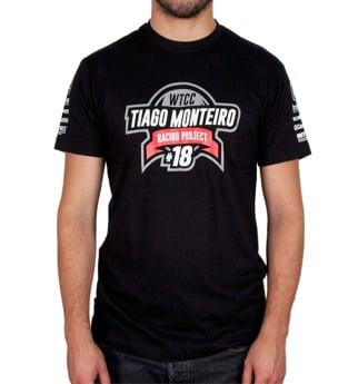 "Image of T-Shirt ""Tiago Monteiro Project #18"""