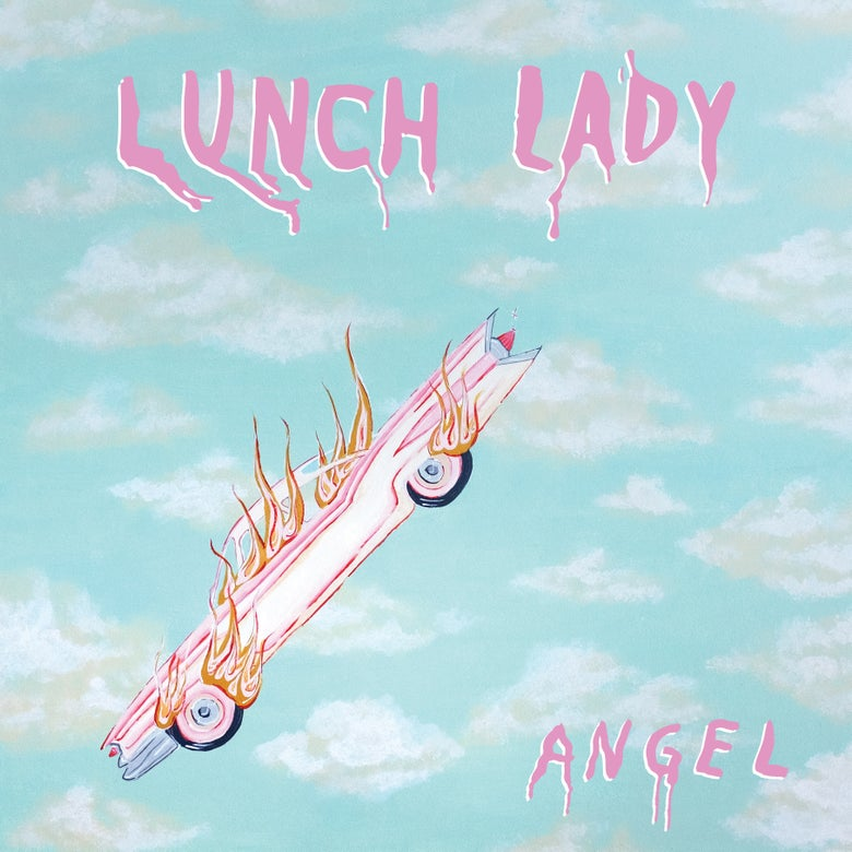Image of LUNCH LADY - Angel LP/CD