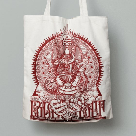 Image of GODLESS CULT Tote Bag