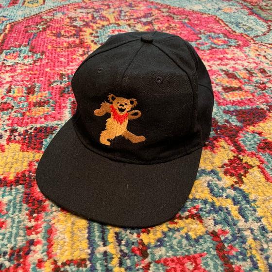 Image of Grateful Dead Original 1990's Vintage Dancing Bears Hat!