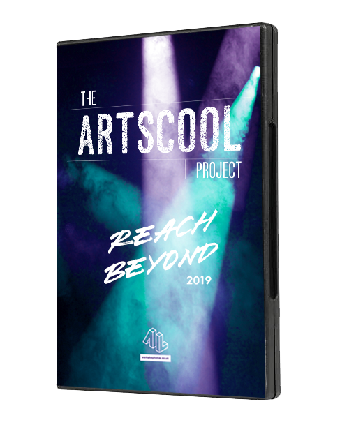 Image of Artscool Reach Beyond Performance DVD 13th Jul 2019