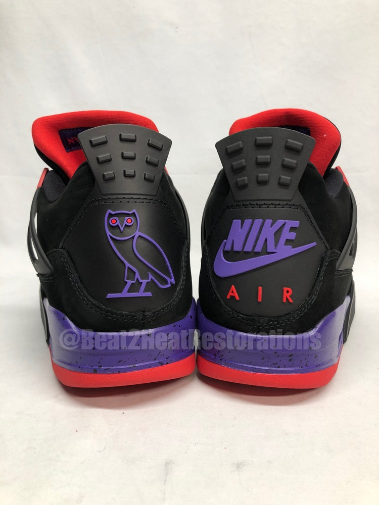 Image of Drake Raptors 4's OVO conversion.