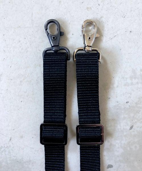 Image of Rem til HOLLY - sort nylon