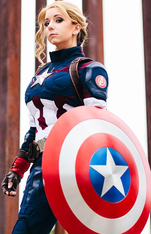 Image of *NEW* Captain America 11x17
