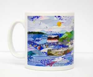 Image of Tenby Ceramic mug