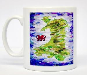 Image of Wales Ceramic mug