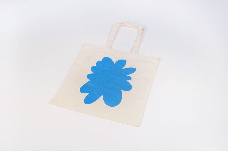 """Image of Nathan Paul Rice """"Extended Implications"""" Tote Bag"""