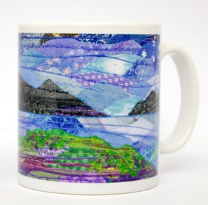 Image of Starry Night Ceramic Mug