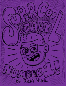 Image of Super Cool Diary #1