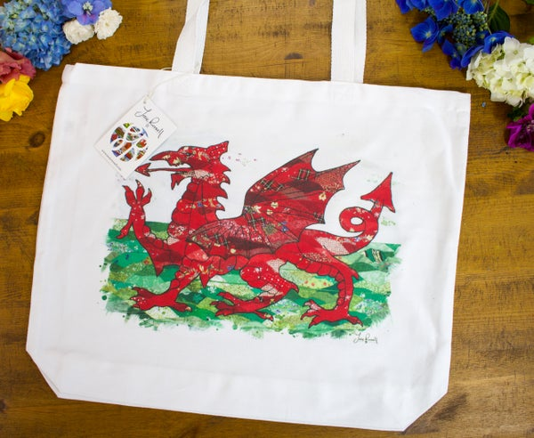 Image of Welsh Dragon Bag