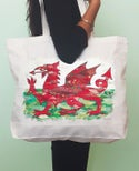 Welsh Dragon Bag