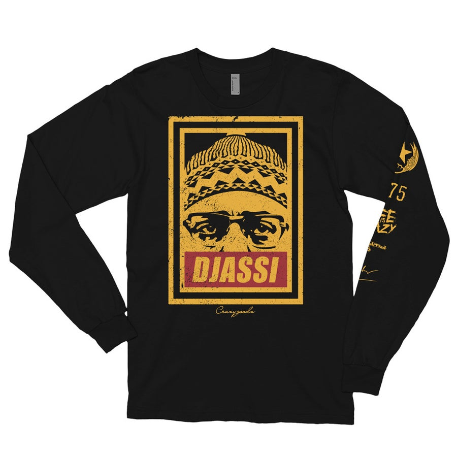 Image of Vintage 'Abel Djassi' Long sleeve t-shirt