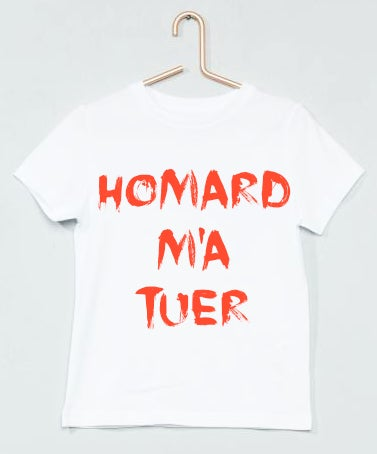 Image of Homard m'a tuer
