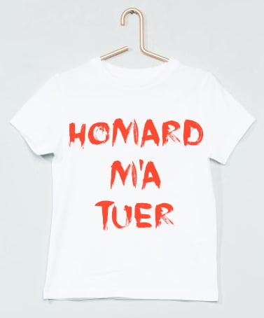 Image of Homard m'a tuer