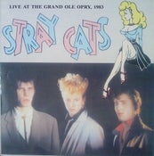 Image of DLP. Stray Cats : Live At The Grand Ole Oprey 1983.    Original copies.