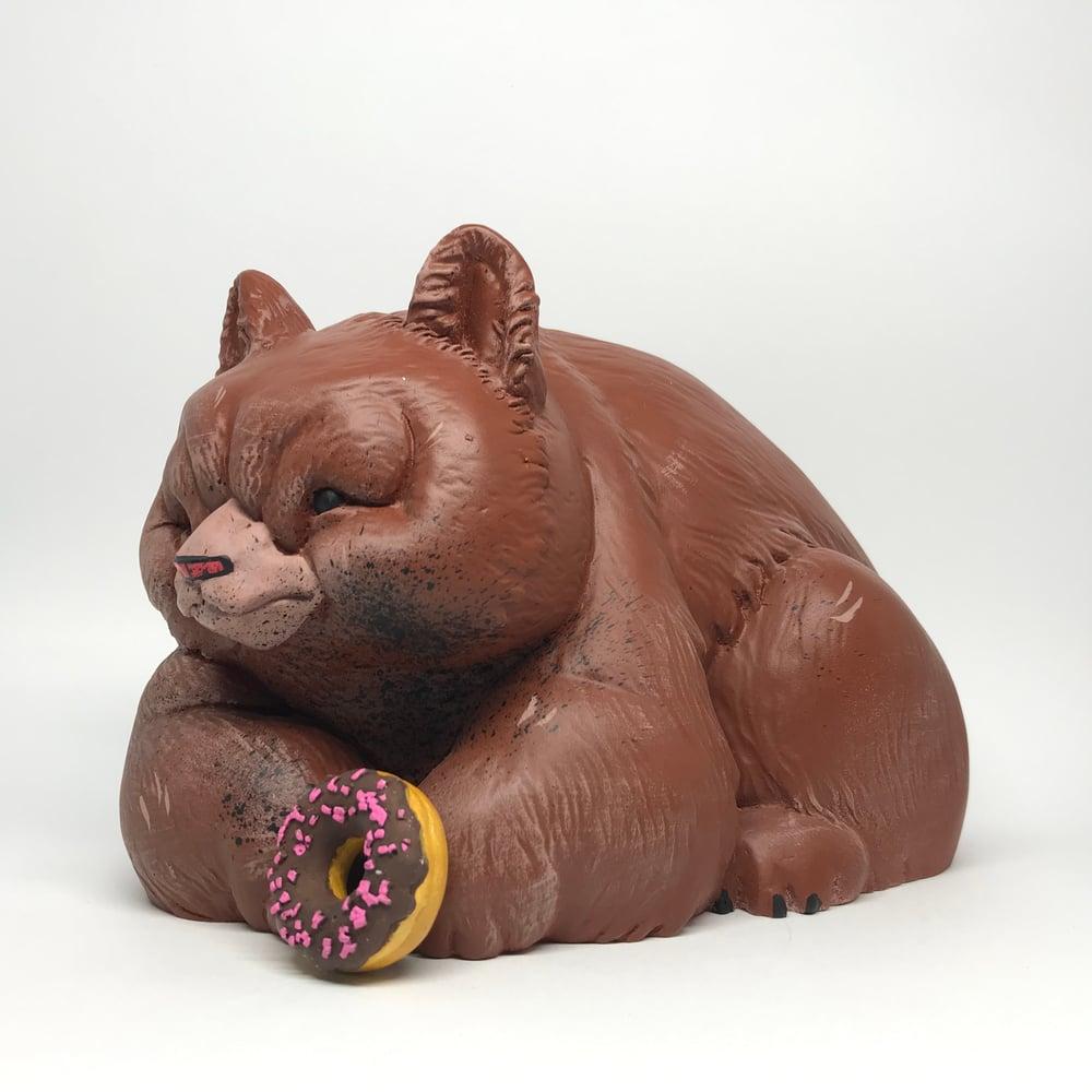 Image of Killer Donut Choco Bear